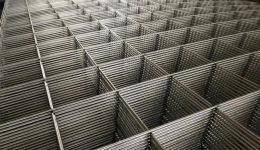 15x15 welded wire mesh and 10x10 cm 3mm welded wire mesh manufacturing and exporting