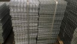 Hot Dipped Galvanized 50x50 Gabion Wire Basket