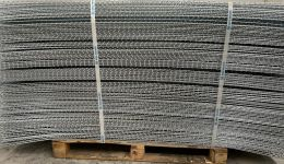 15-20 cm gabion wall fabrication - Gabion wall wire mesh manufacturing